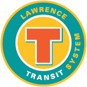 Lawrence Transit logo